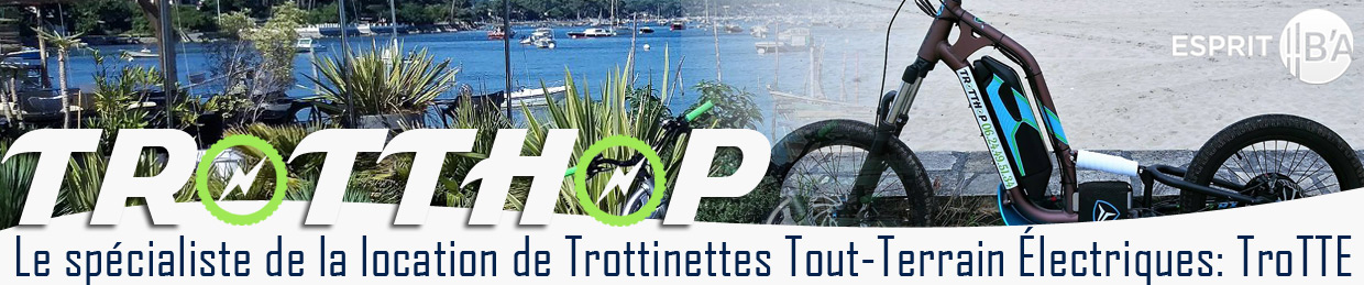 trottinettes location arcachon