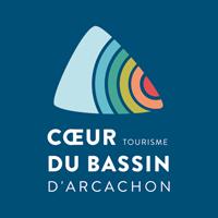 logo coeur du bassin d'arcachon