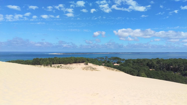 Trotthop, parcours en dune et forêt
